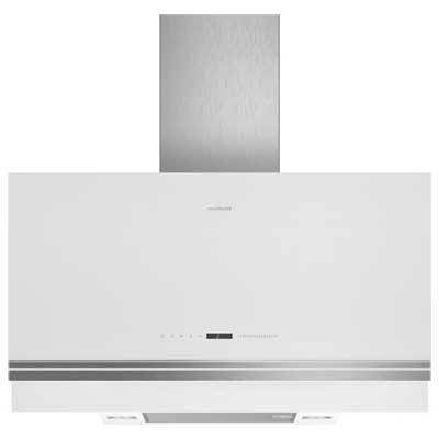 Campana Siemens Lc97fvw20 Decorativa 90cm Blanca