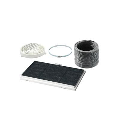 Kit Recirculación Campana Siemens Lz45450