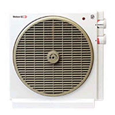 Calefactor Box Fan S&P Meteorec Frio/Calor Blanco