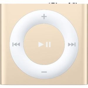 Ipod Shuffle 2gb Gold New Edition