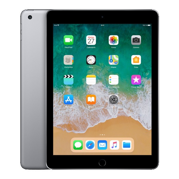 "Ipad 9.7"" 2018 128gb Wifi Space Grey"