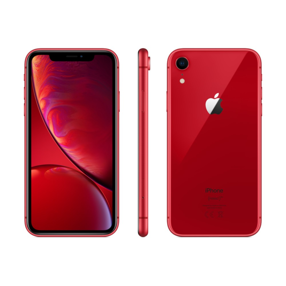"""Movil Iphone Xr 6.1"""" 64gb Red"""