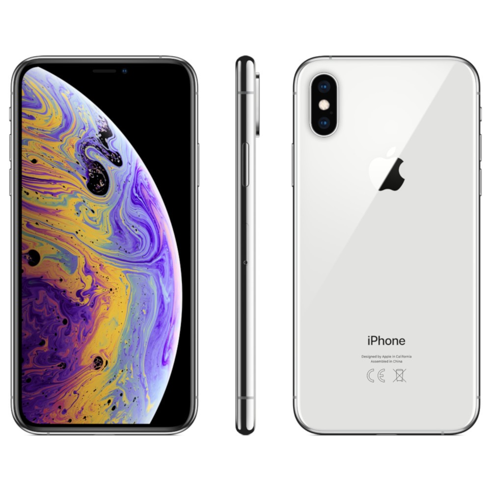"Movil Iphone Xs 5.8"" 512gb Silver"