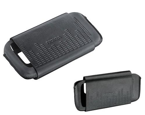Funda Negra Horiz 5800/5230   Nokia