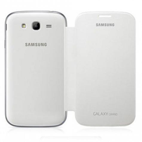 Funda Samsung Flip Cover Galaxy Gran Neo P. Blanca