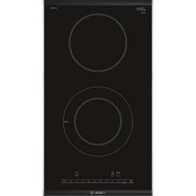 Placa Vitro Bosch Pkf375fp1e 2f 30cm Bisel/Inox