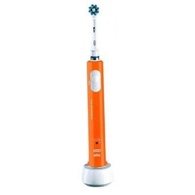 Cepillo Dental Braun*p&G Pro600 Cross Action Naran