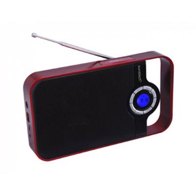 Radio Digital Sunstech Rpds250 Portatil Rojo Usb