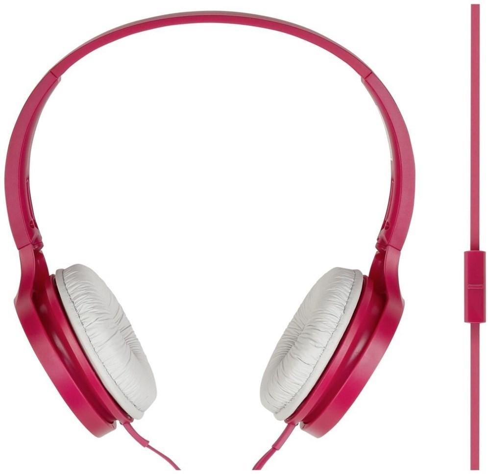 Auriculares Diadema Panasonic Rp-Hf100e-P C/Micro