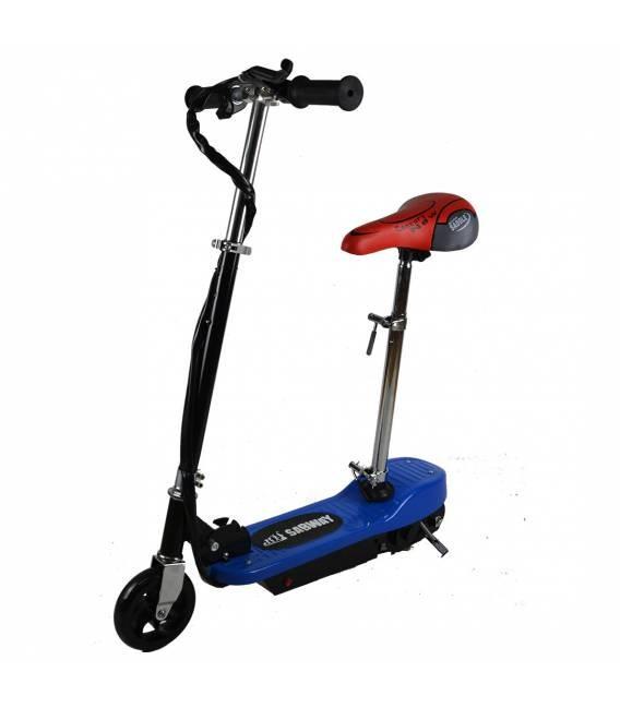 "Patinete Electrico 5.5"" Sabway Infantil 120w Azul"
