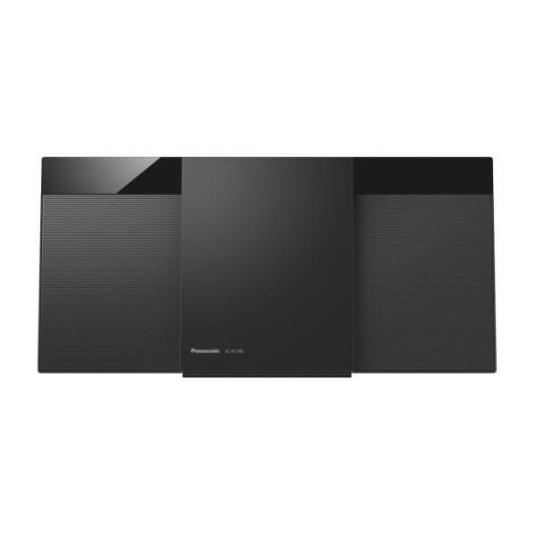 Micro Cadena Panasonic Sc-Hc300-Egk 20w Bluetooth Usb Negra