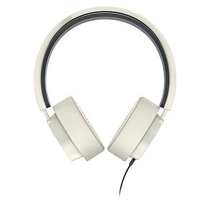 Auricular Diadema Philips Shl5205wt/10 Blanco 40mm