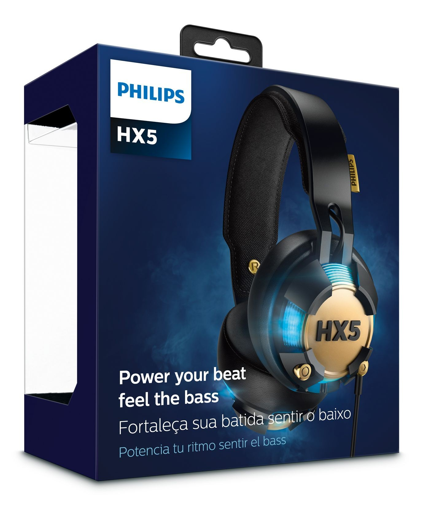 Auricular Diadema Philips Shx50/00 Nitro Headband