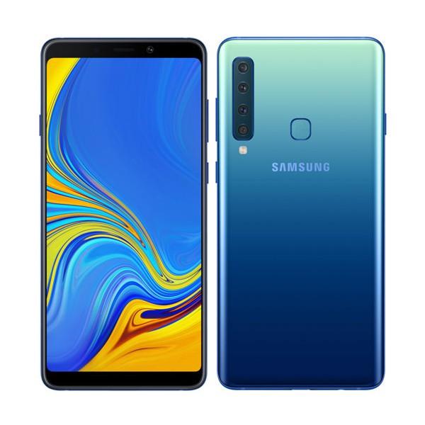"Movil Samsung Galaxy A9 6.3"" Octacore 6gb 128gb 4 Camaras Azul"