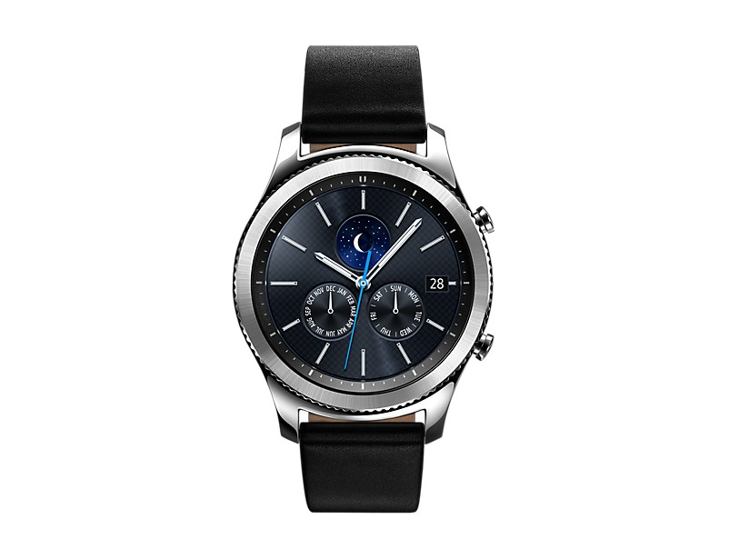 Smart Watch Samsung Galaxy Gear S3 Classic Negro