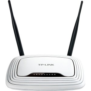Router Wi-Fi Tp-Link Wr841nd 2,48 Ghz 300mbps