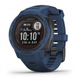 Reloj Deportivo Garmin Instinct Solar Azul