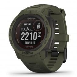 Reloj Deportivo Garmin Instinct Solar Tactical Verde Militar