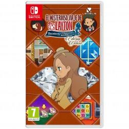 Juego Nintendo Switch El Misterioso Viaje De Layton
