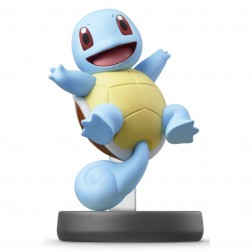 Amiibo Squirtle Nintendo (Coleccion Super Smash Bros)