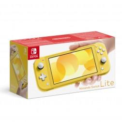 Consola Nintendo Switch Lite Amarilla
