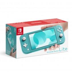 Consola Nintendo Switch Lite Azul Turquesa