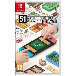 Juego Nintendo Switch 51 Worldwide Games