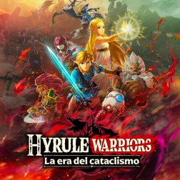 Juego Nintendo Switch Hyrule Warriors: La Era Del Cataclismo