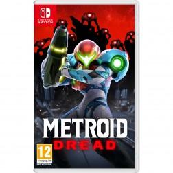 Juego Nintendo Switch Metroid Dread