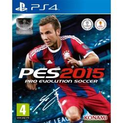 Juego Ps4 Pro Evolution Soccer 2015