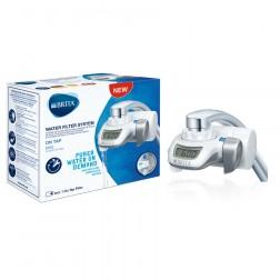 Sistema Grifo Brita On Tap Blanco/Metalizado 1 Filtro