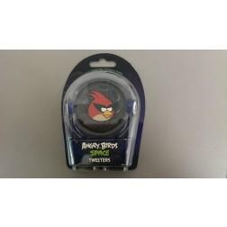 Auricular Boton Angry Birds Deluxe Violeta