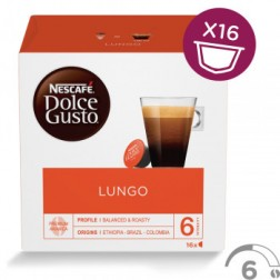 Cafe Dolce Gusto Lungo (3x16 Capsulas)