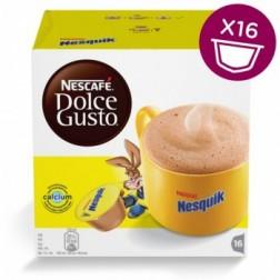 Chcolate Dolce Gusto Nesquik 16 Capsulas