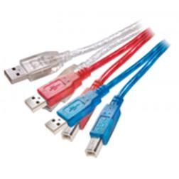 Cable Vivanco Ps B/Ck15 Usb 2.0 A-B -22854