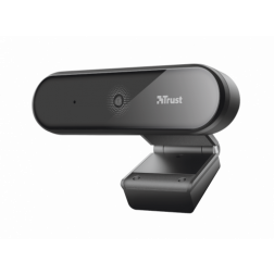 Webcam Trust Tyro 23637 Full Hd Micro (Incluye Trípode)