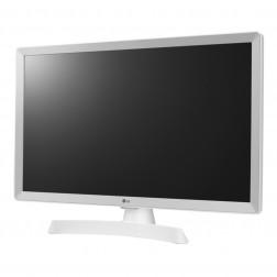Tv 24 Lg 24tl510sw Hd Ready Smart Tv Webos Wifi Blanca