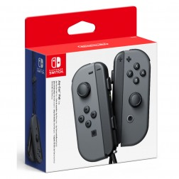 Mando Nintendo Joy-Con (Set Izquierdo/Derecho) Gris Para Nintendo Switch