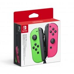 Mando Nintendo Joy-Con (Set Izquierda/Derecho) Verde/Rosa Nintendo Switch