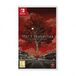 Juego Nintendo Switch Deadly Premonition 2: A Blessing In Disguise