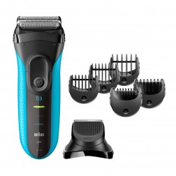 Afeitadora Braun 3010bt Serie 3 Save & Style 3 En 1