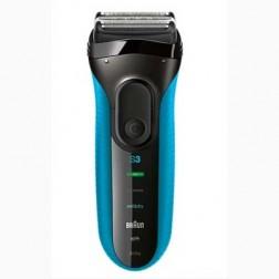 Afeitadora Braun 3010 Serie3 Azul/Negro