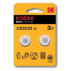Pila Boton Kodak 2025 (2un)