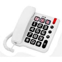 Telefono Sobremesa Spc 3294b Comfort Numbers