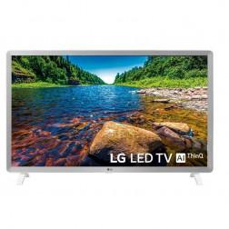 Tv 32 Lg 32lk6200pla Full Hd, Thinq, Satelite, Google Assistant, Blanco