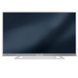 Tv 32 Grundig 32vle5500wg Hd Ready Usb Hdmi Blanca