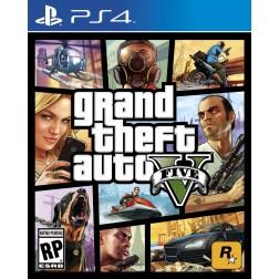 Juego Ps4 Grand Theft Auto V (Gta 5)