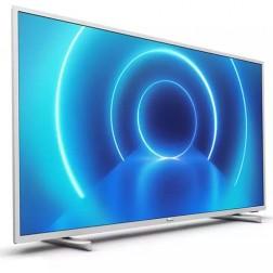 Tv 43 Philips 43pus7555/12 4k Uhd Hdr10+ Smart Tv Saphi Tv Plata
