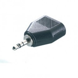 Adaptador Vivanco Jack 3.5mm