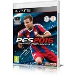 Juego Ps3 Pro Evolution Soccer 2015